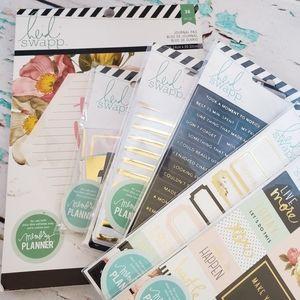 Memory Planner Paper & Embellishments